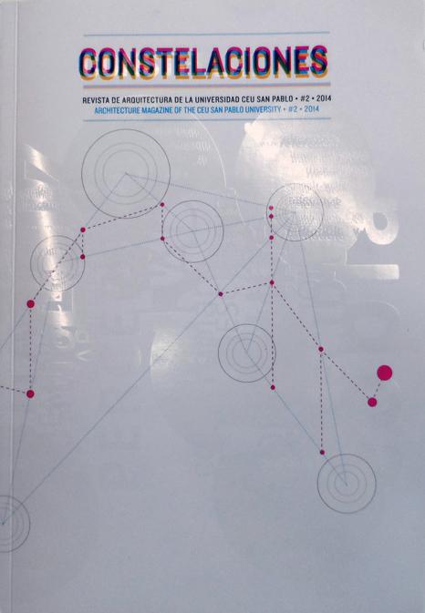 Constelaciones, nr.2, Révista de Arquitectura de la Universidad CEU San Pablo