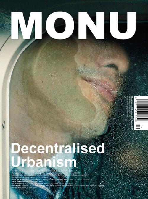 MONU Magazine nr. 26: Decentralised Urbanism