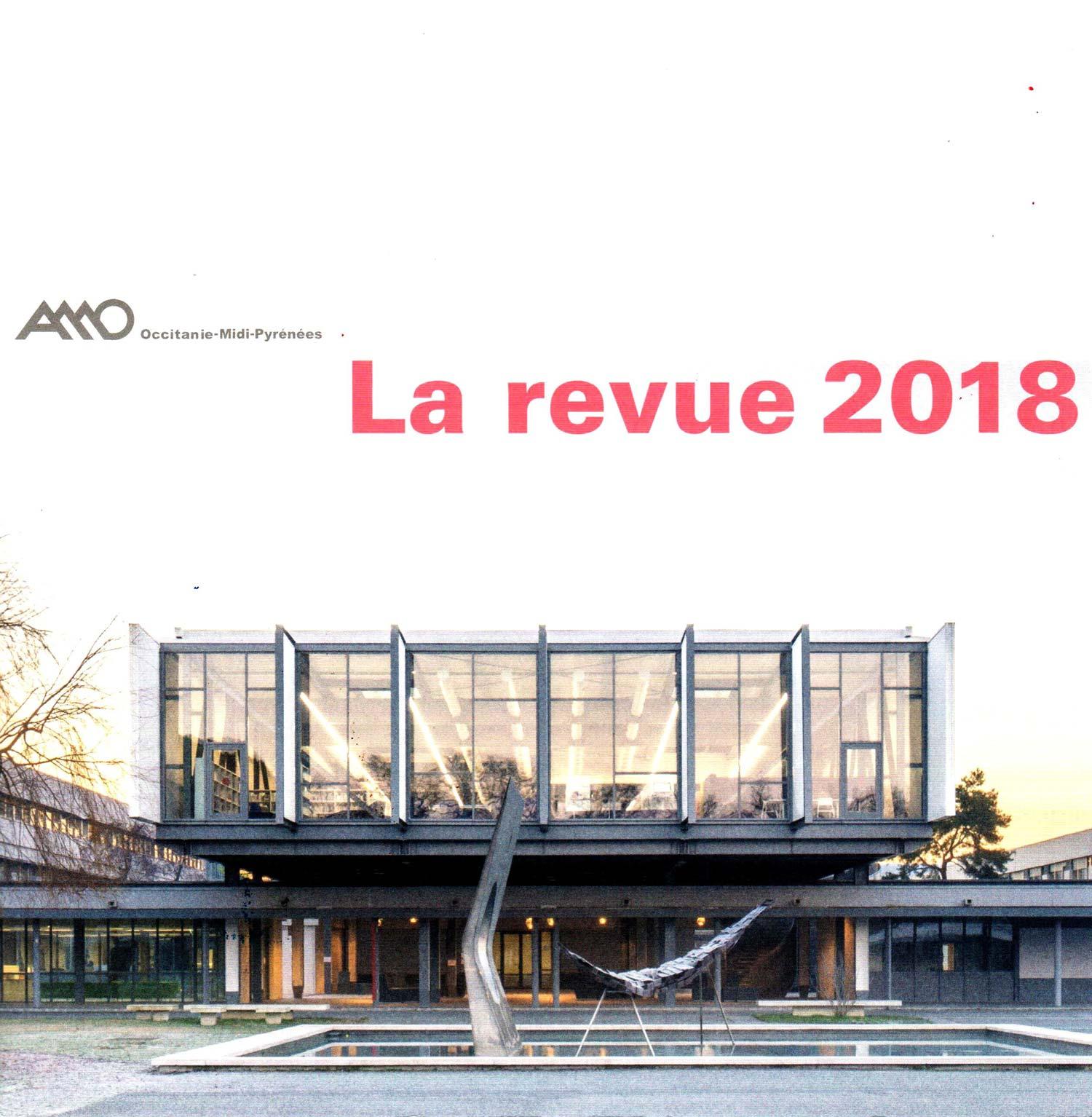 AMO Occitanie-Midi-Pyrénées – La Revue 2018