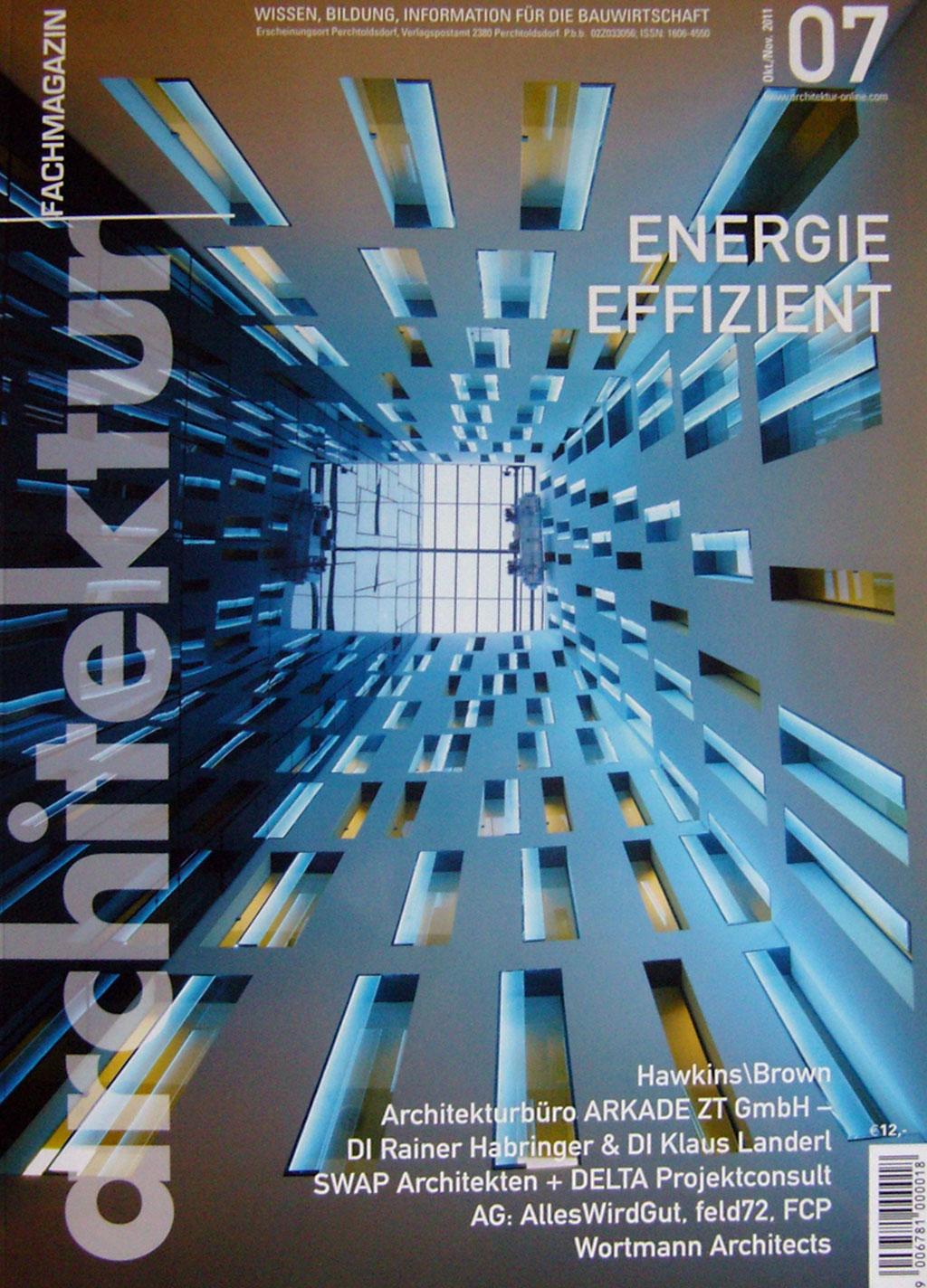 Architektur – nr.07 Nov 2011