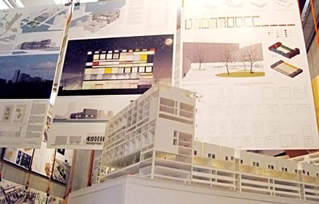 Big B Exhibited at the NAi – Nederlands Architectuurinstituut in Rotterdam