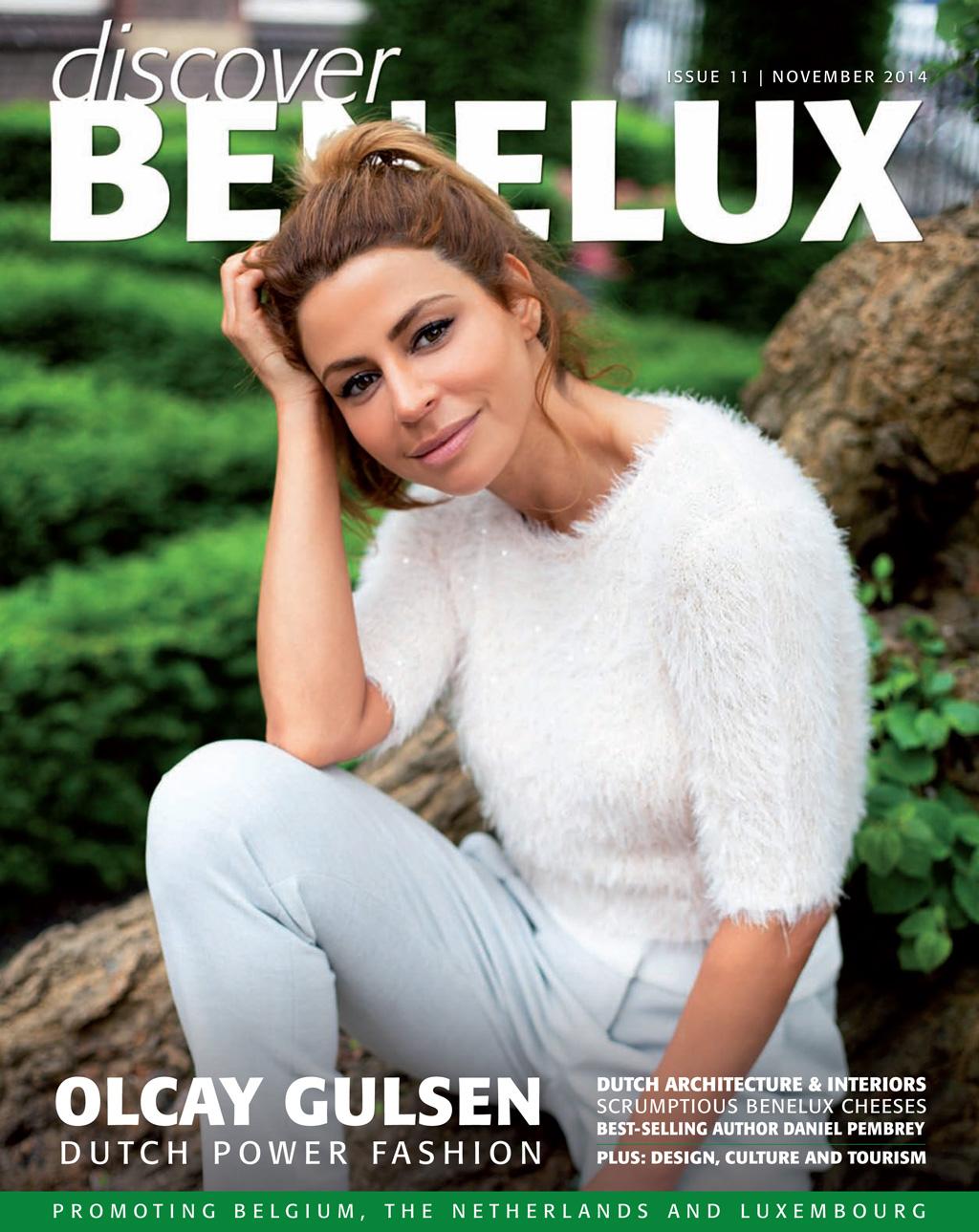 Discover Benelux, nr.11, November 2014