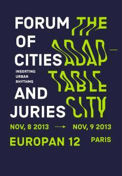 Final Europan Jury Session and Seminars in Paris