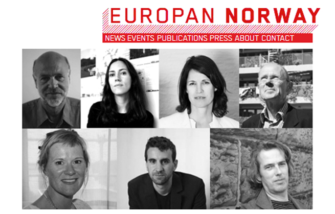 Beatriz Ramo will be a Member of the Jury at the Europan 12 in Norway