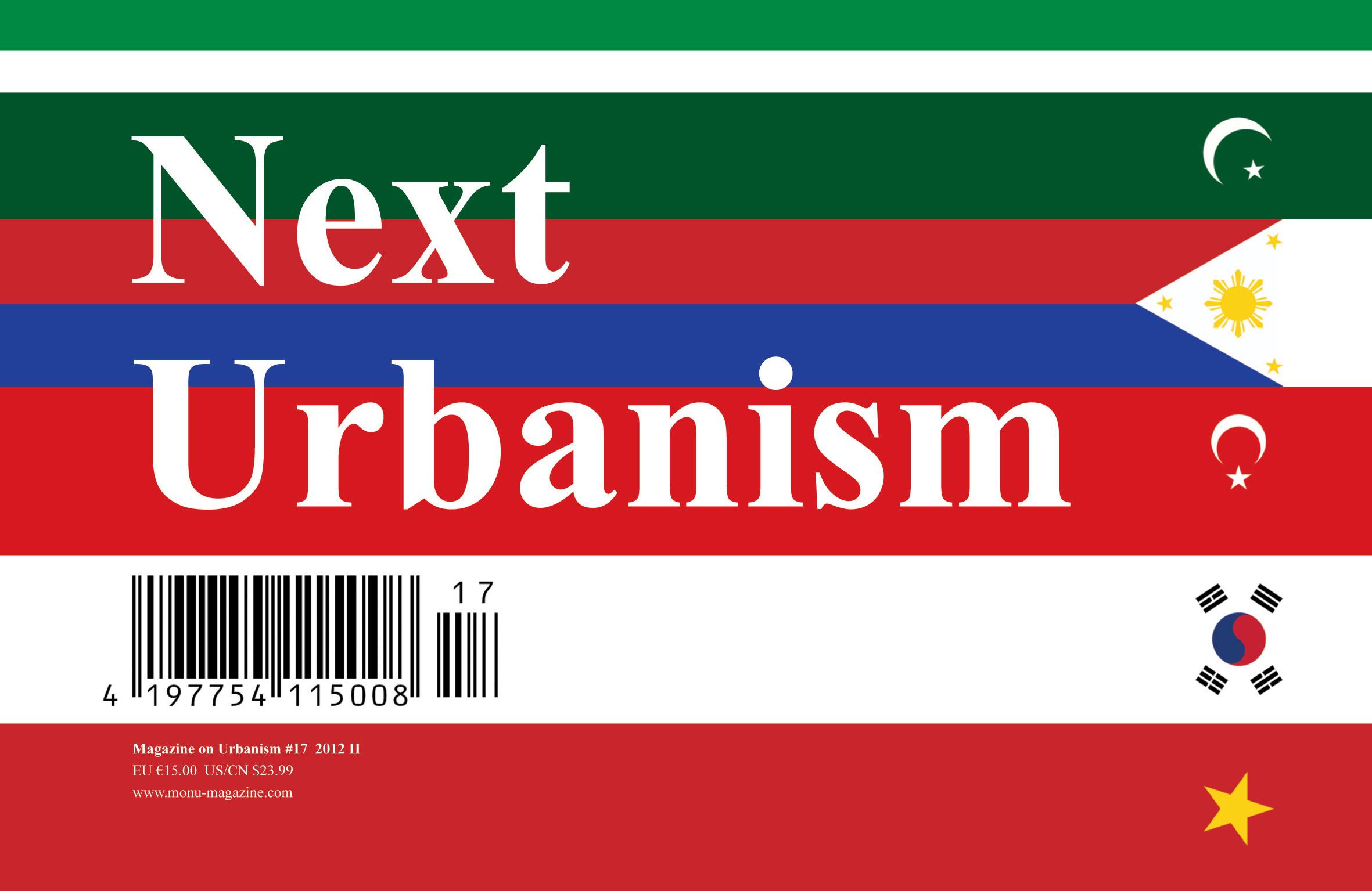 MONU nr.17 Next-Urbanism has been Released