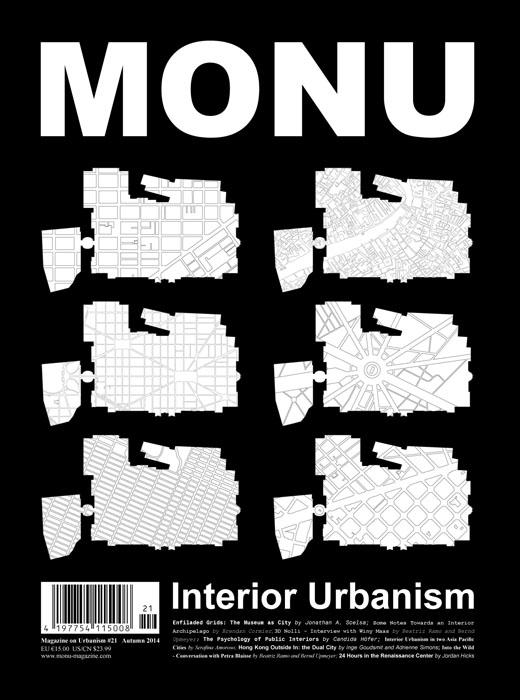 MONU Magazine nr.21: Interior Urbanism