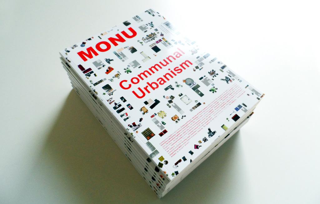 MONU nr.18 Communal Urbanism has been Released