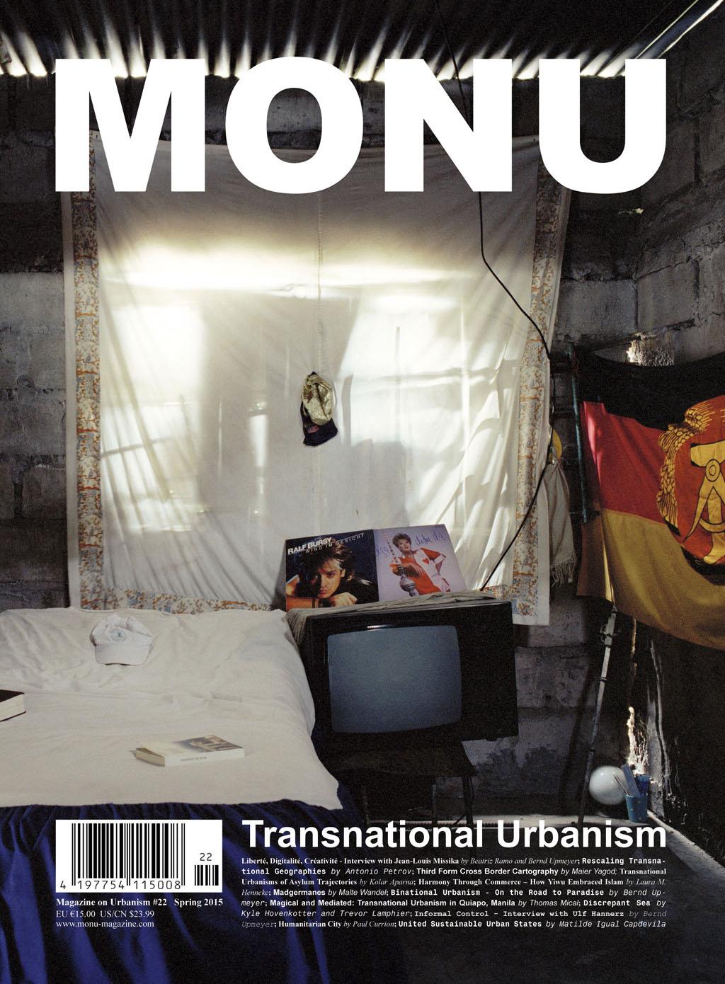 MONU Magazine nr.22: Transnational Urbanism