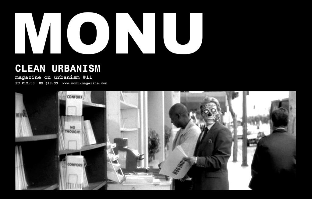 MONU 11 Clean Urbanism – Released