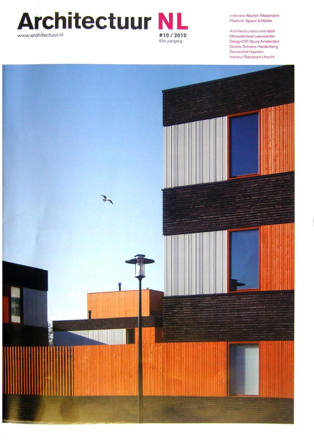 Architectuur NL 10, 2010