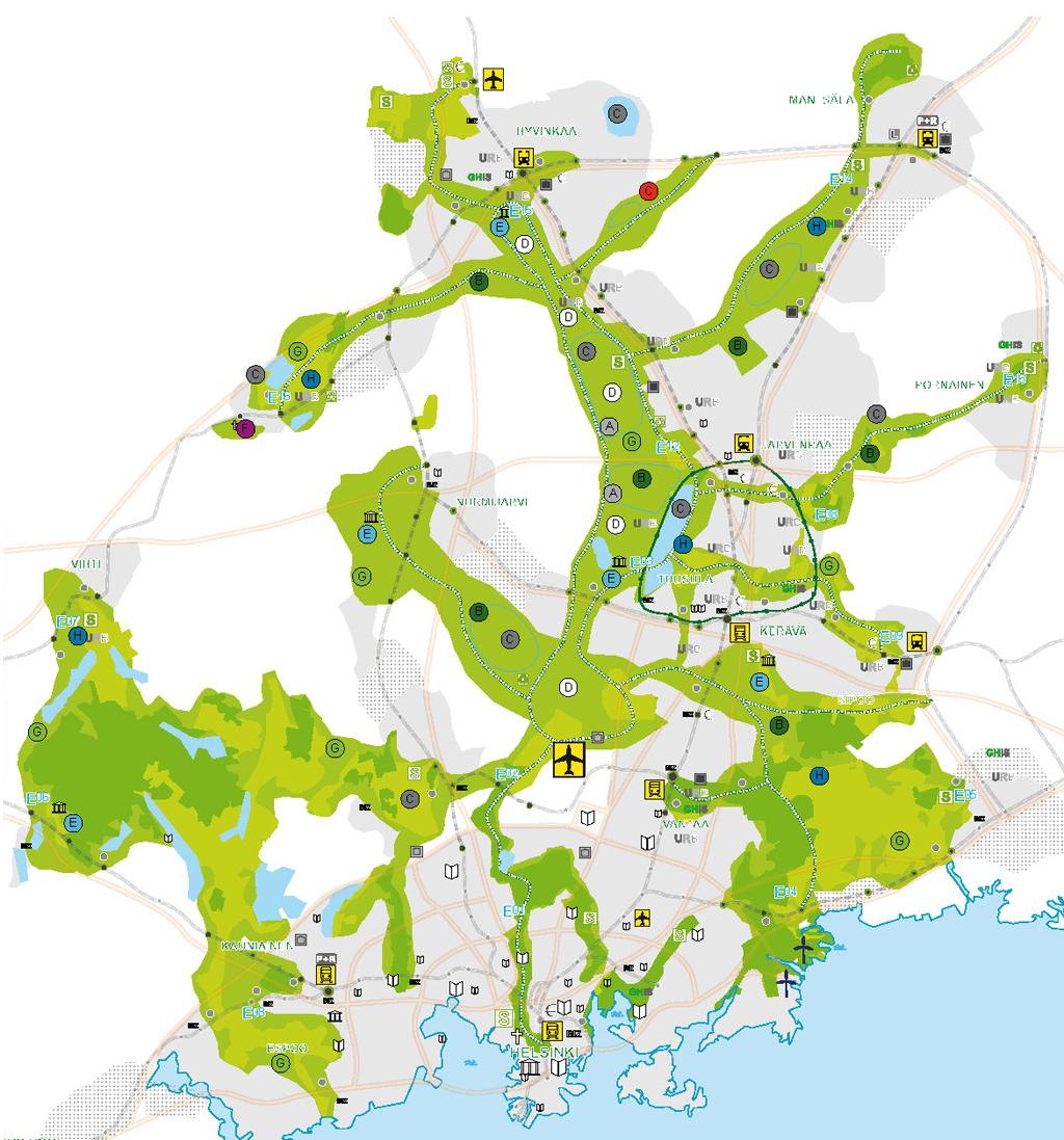 Greater Helsinki 2050