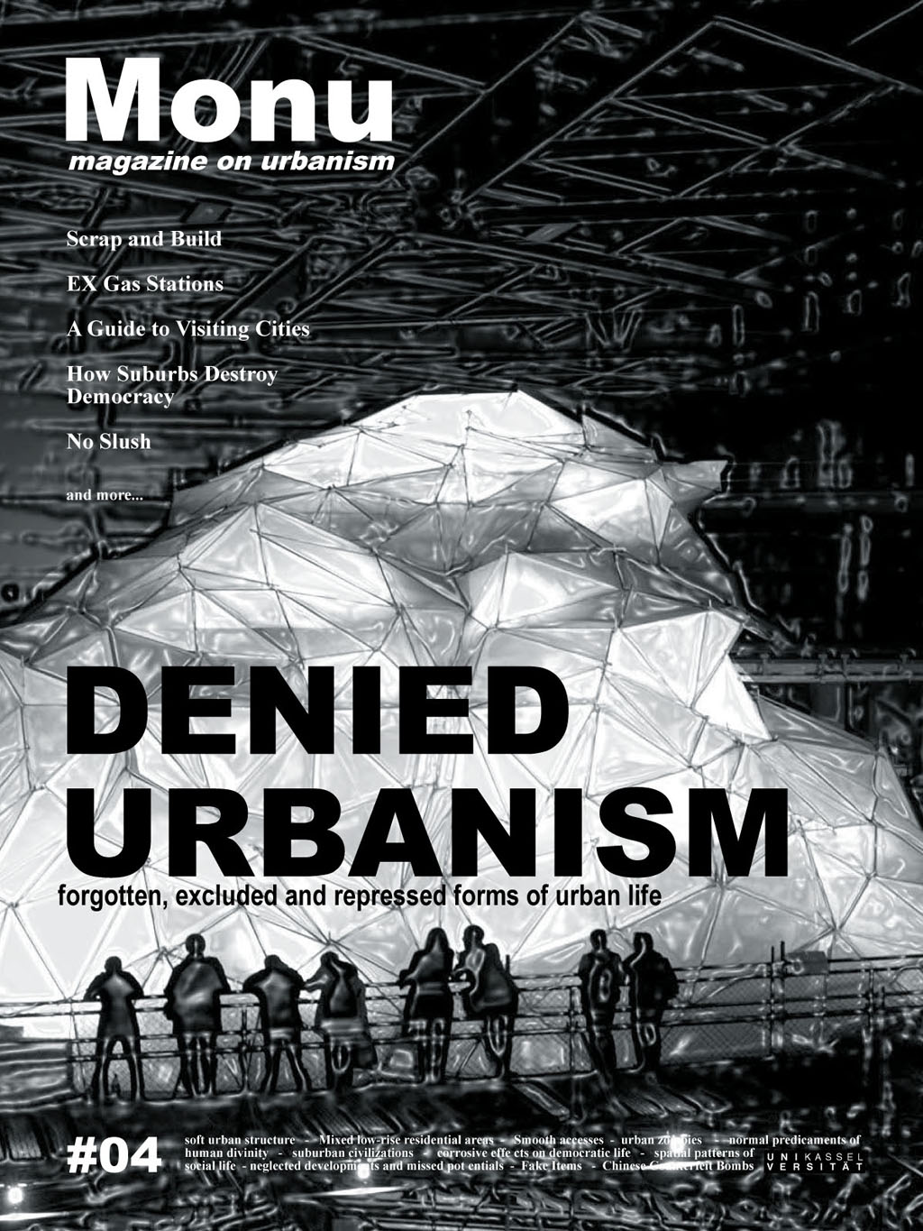 MONU magazine on urbanism 4 – Denied Urbanism
