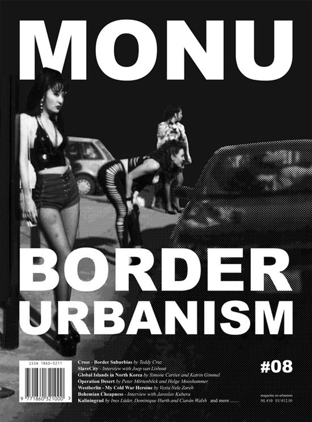 MONU magazine on urbanism 8 – Border Urbanism