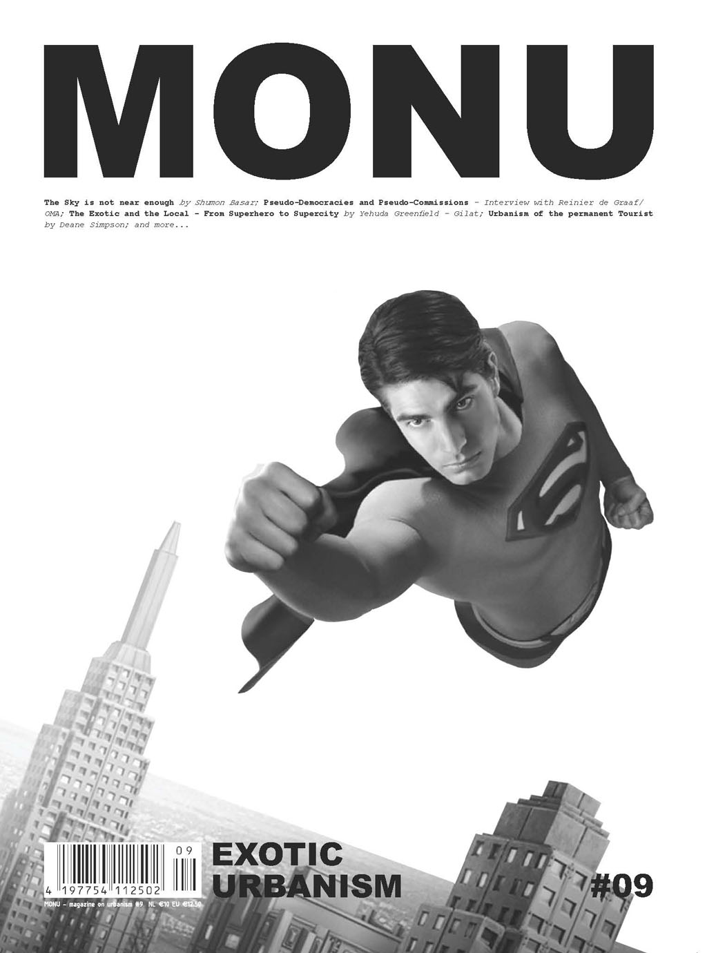 MONU magazine on urbanism 9 – Exotic Urbanism