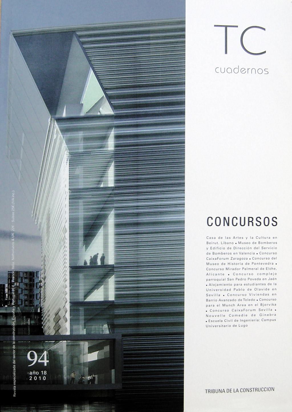 TC Cuadernos, Concursos 94