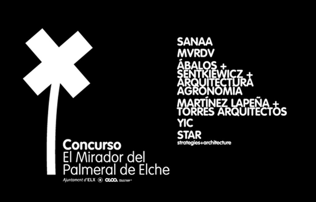 Exhibition Mirador del Palmeral in Elche, Spain
