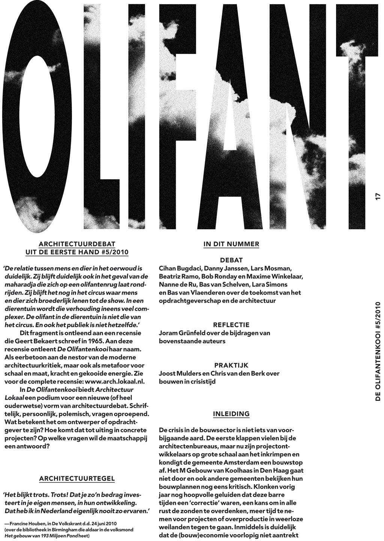 De Olifantenkooi 5