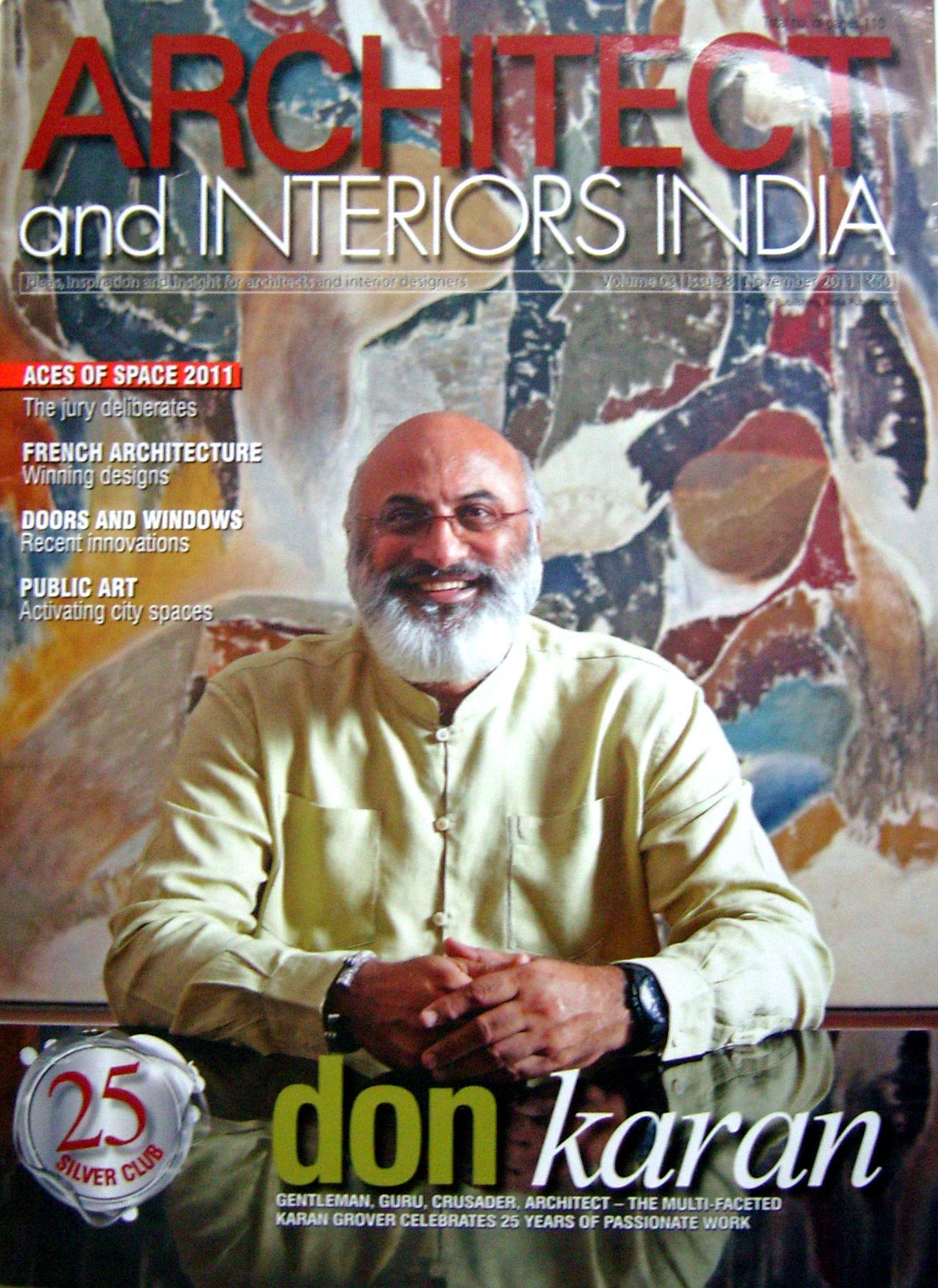 Architect and Interiors India nr.8 vol.3