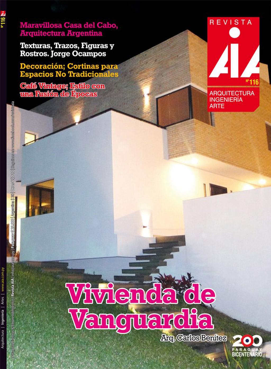 Revista AIA #116