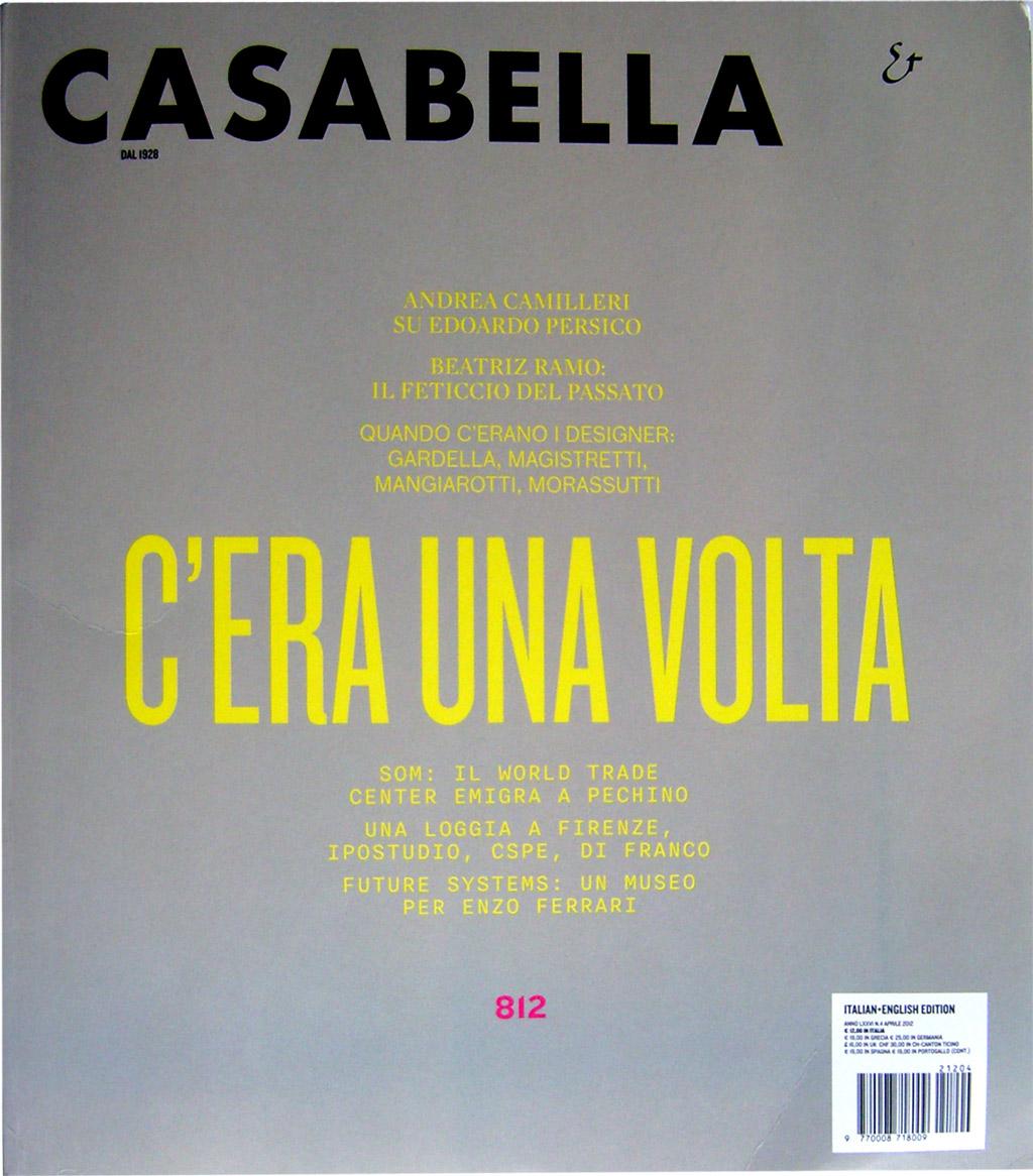 Casabella nr.812