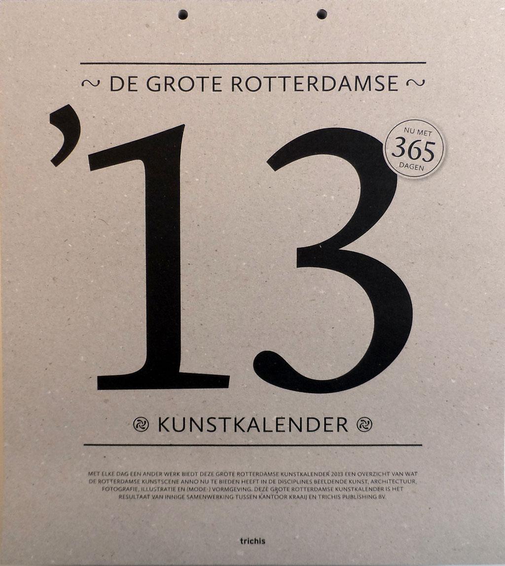 STAR at De Grote Rotterdamse Kunstkalender