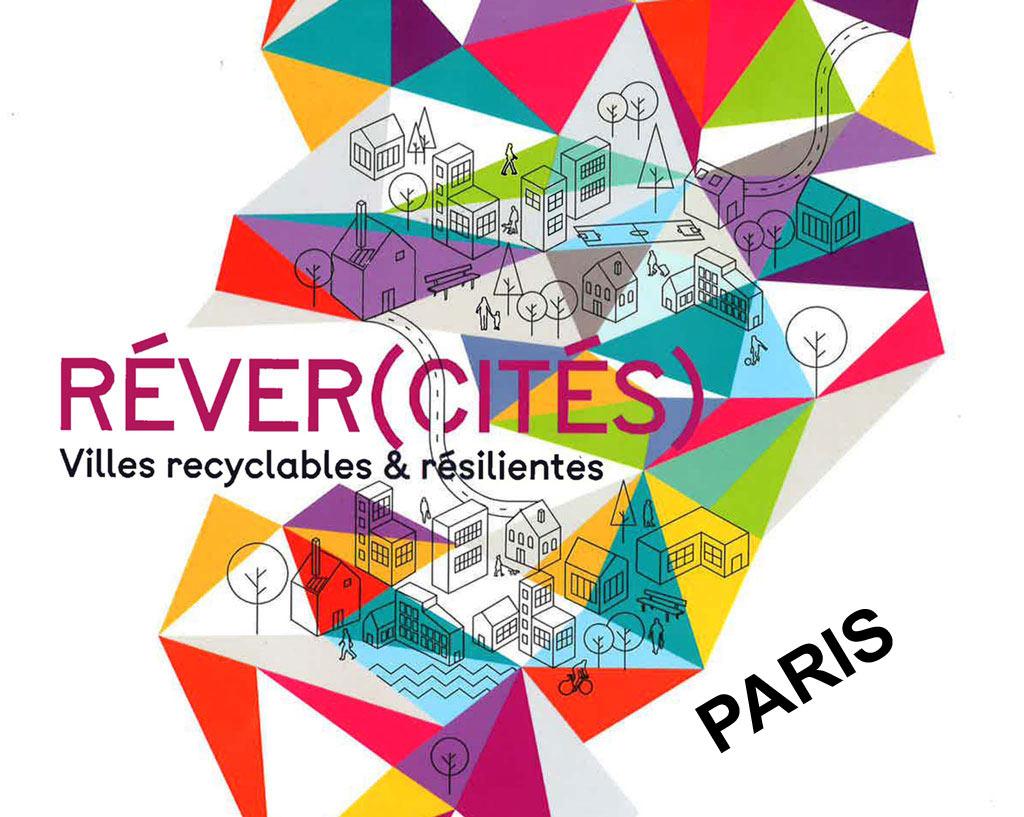 """STAR  Exhibited at the """"Réver(cités)"""" at the Cité de l'Architecture et du Patrimoine in Paris"""
