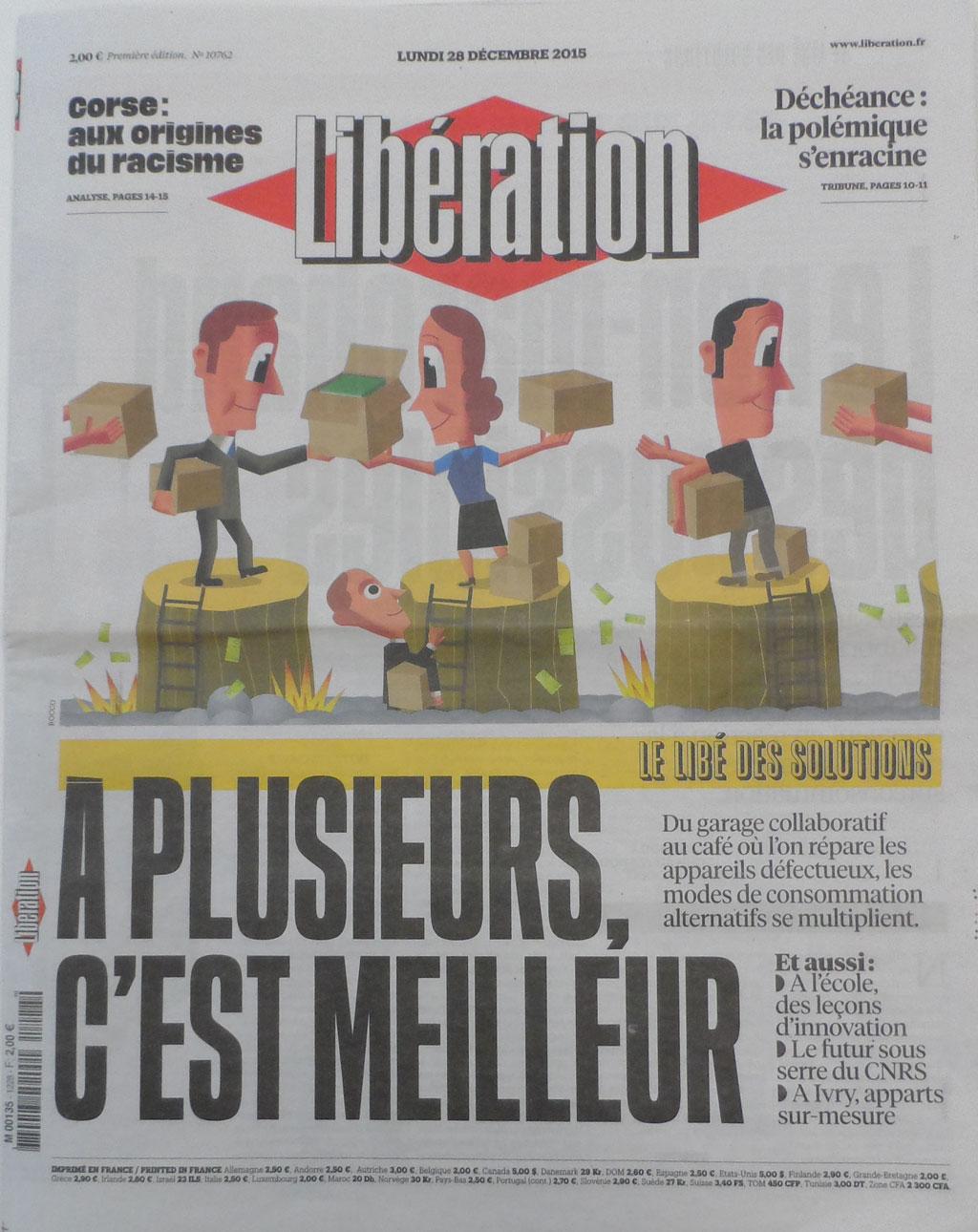 Libération  nr. 10762