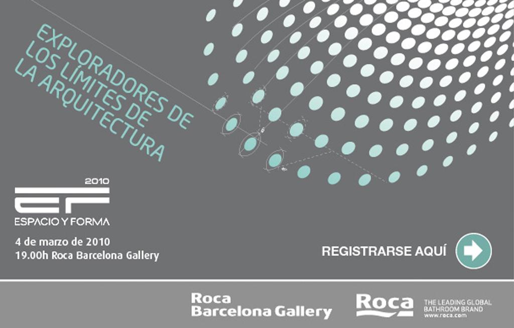 Espacio y Forma – Roca Barcelona Gallery