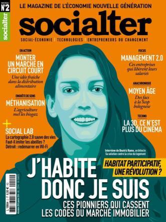Socialter, nr.2, Le Magazine De l'Économie Nouvelle Génération