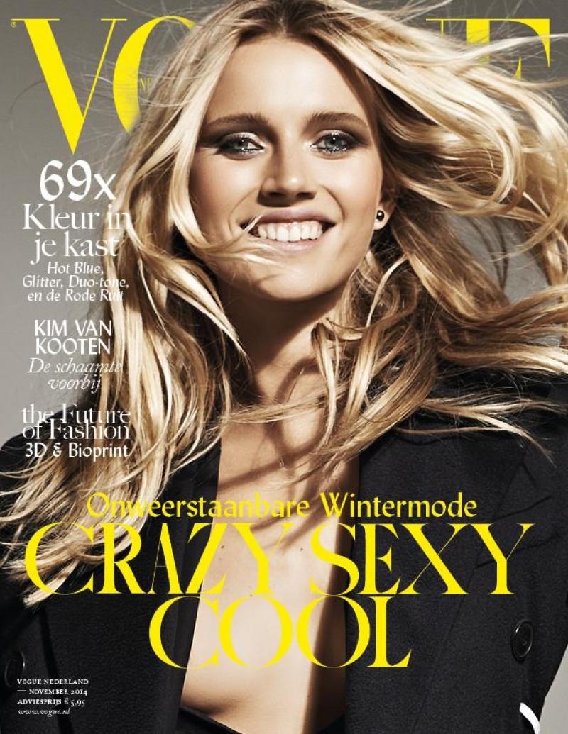 Vogue Nederland, nr.28, November 2014